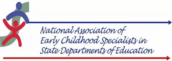 national association of early childhood specialists in state departments of education logo