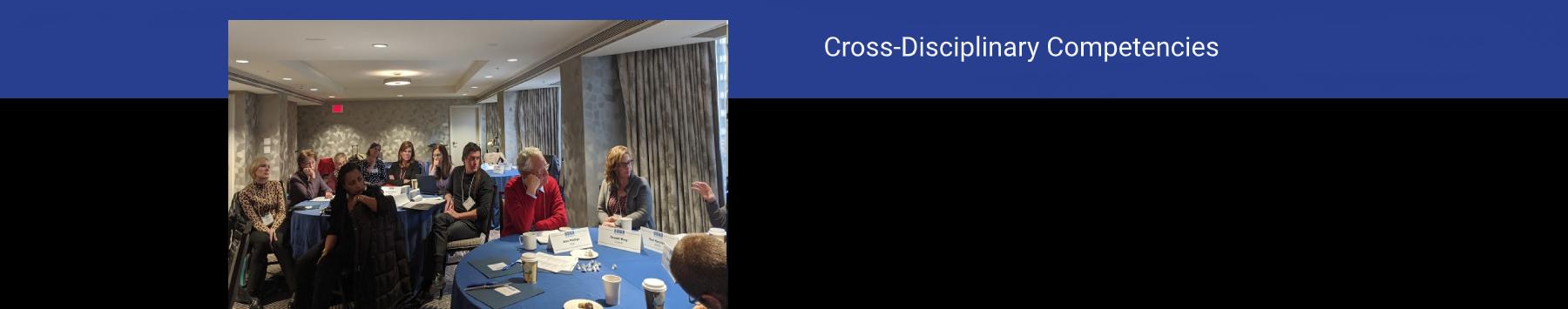 Cross-Disciplinary Competencies Alignment Header