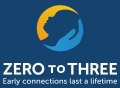 Zero to Three logo